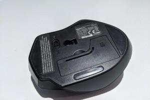 Снимка номер 4 за AmazonBasics - Ергономична безжична мишка - DPI регулируема