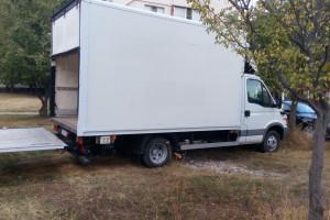 Снимка номер 2 за Транспортна услуга с камион 3,5 т.