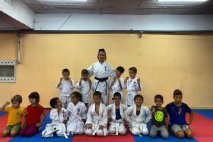 Снимка номер 1 за Тренировки по карате Шинкиокушин