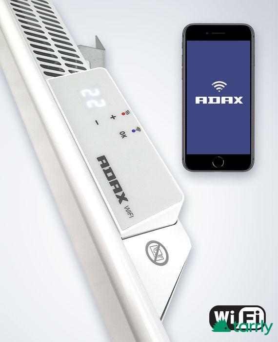 Снимка номер 1 за Конвектори ADAX NEO с WiFi термостат