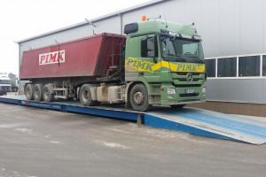Снимка номер 3 за Автомобилен кантар до 60 тона