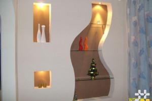 Снимка номер 3 за Поставяне на гипсокартон, тавани, стени, фигури, предстенна обшивка, шпакловки