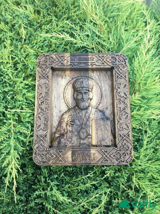 Снимка номер 1 за Изработване на икони, пана и картини от дърво