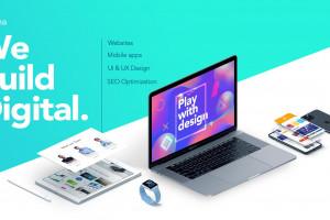 """Снимка номер 1 за """"Kynama Ltd."""" предлага разработка на WEB, APP, UX/UI"""