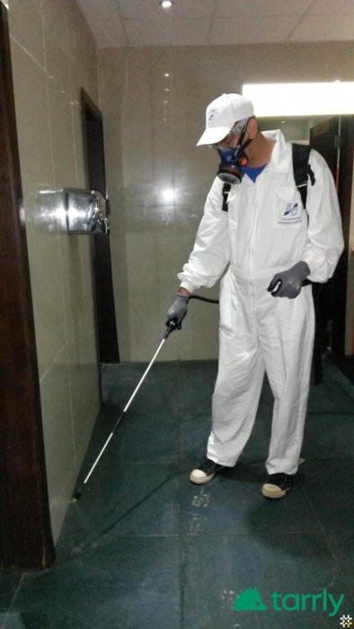 Снимка номер 1 за Дезинфекция на жилищни сгради и офиси